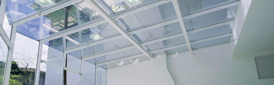 Épület üvegfóliázás